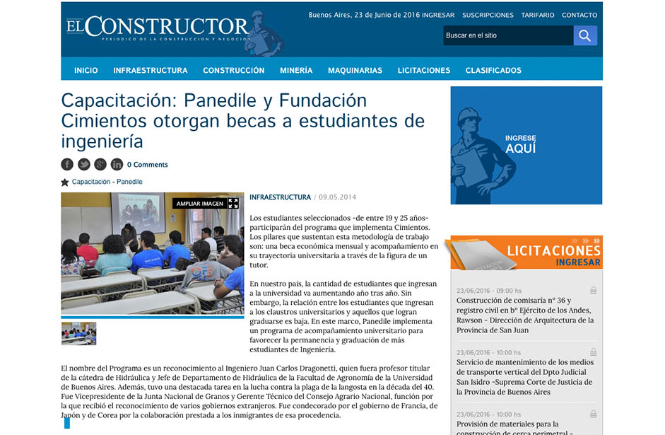 PanedileElConstructorBecas
